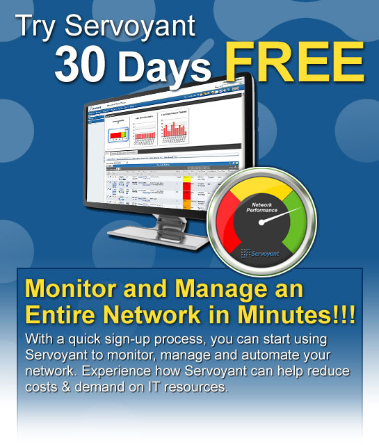 servoyant software free trial